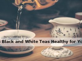 Black and White Tea Benefits
