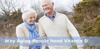 why aging people need vitamin D