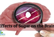 Effects of sugar on the brain